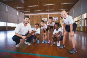 В скором времени все школы России будут тесно связаны со спортом